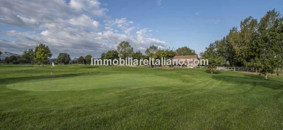Rimini Property on Golf Course