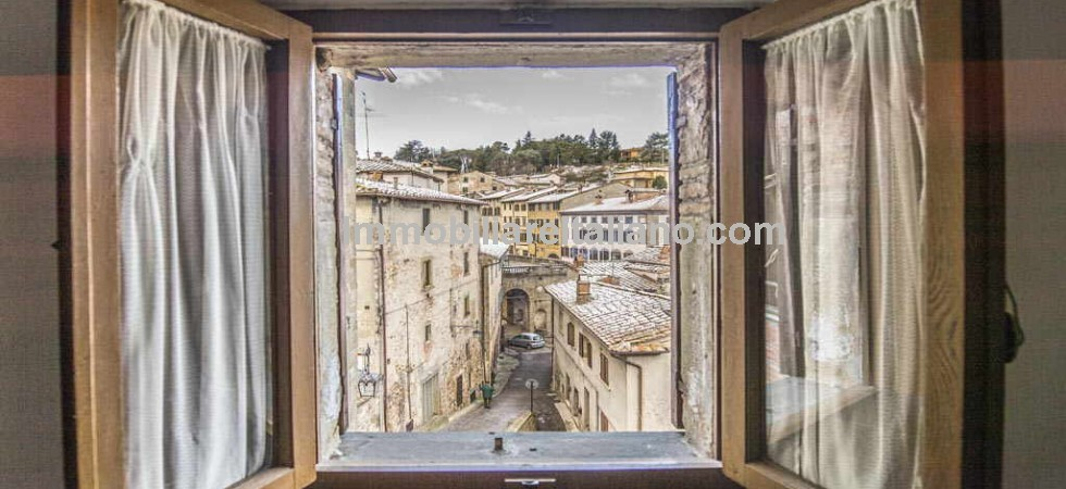 Property for sale in Anghiari Italy