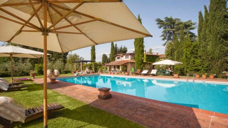Valdarno Tuscany Farm Estate Property