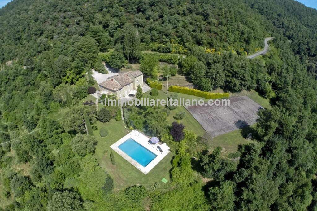 Val Minima Tuscany Property