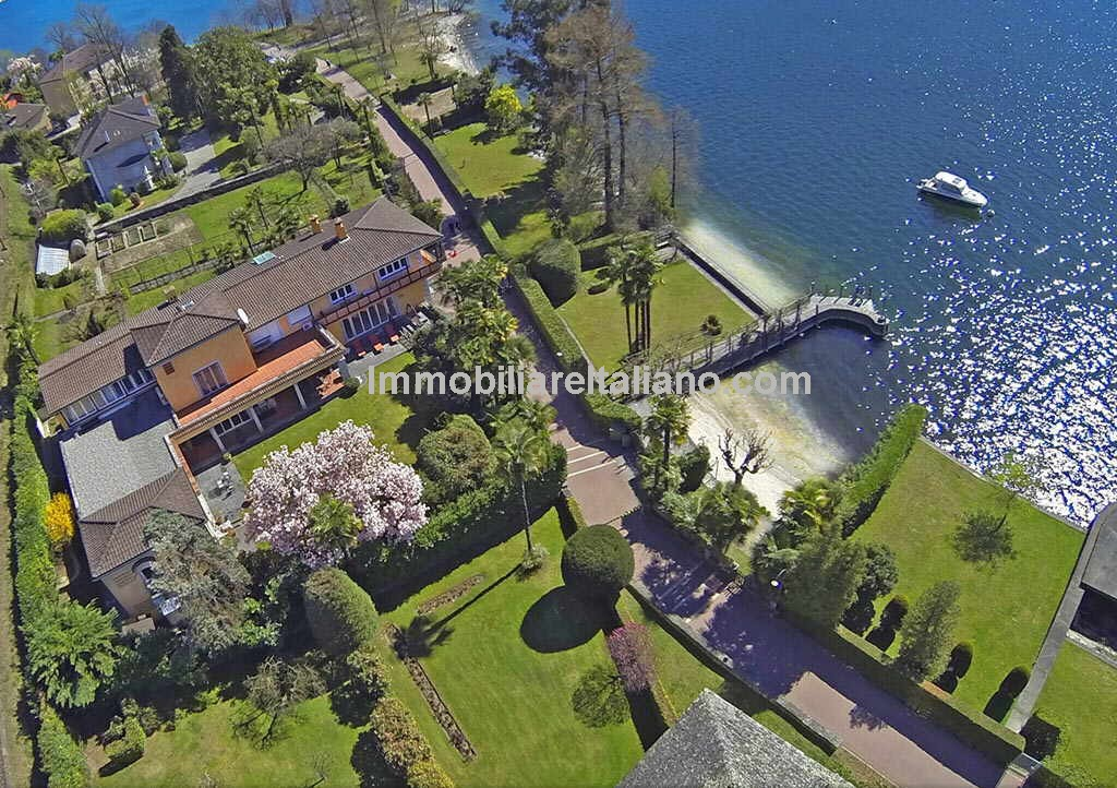 Luxury Swiss villa for sale