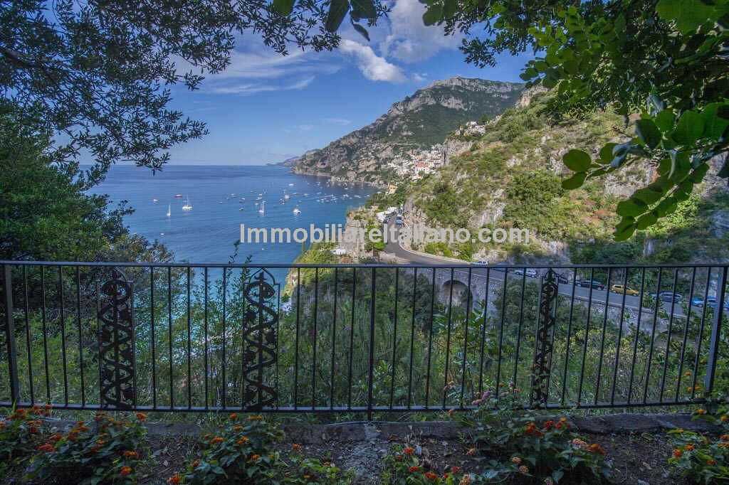 Luxury Villa for sale Positano Amalfi Coast