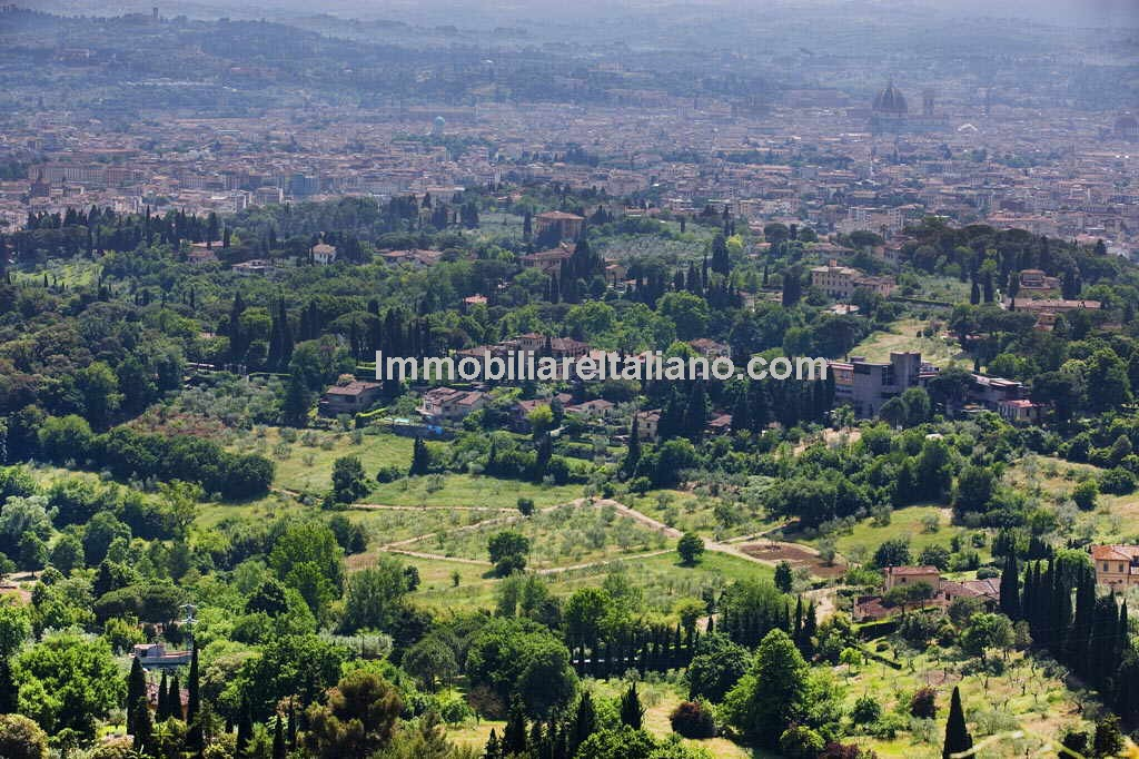 Luxury property fiesole florence tuscany for Is florence in tuscany