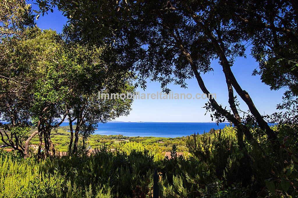 Villa Paradiso Punta Ala Tuscany