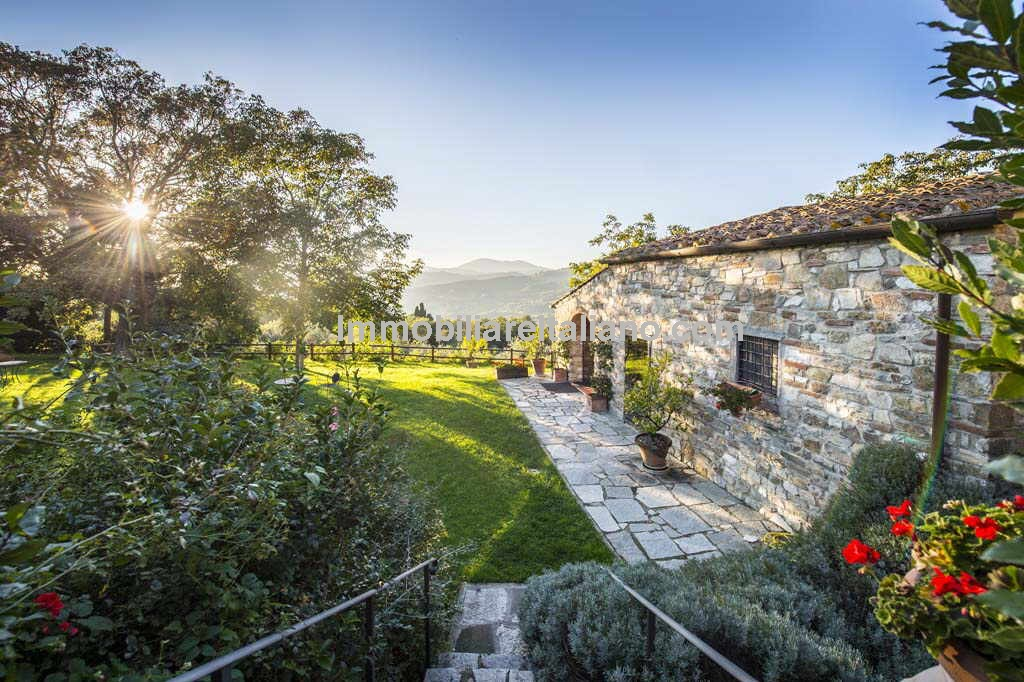 Small organic farm, agriturismo/B&B for sale