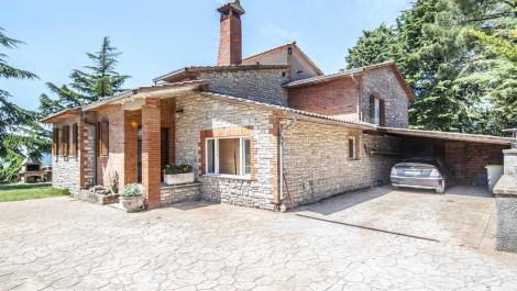 Good value villa Preggio Umbria