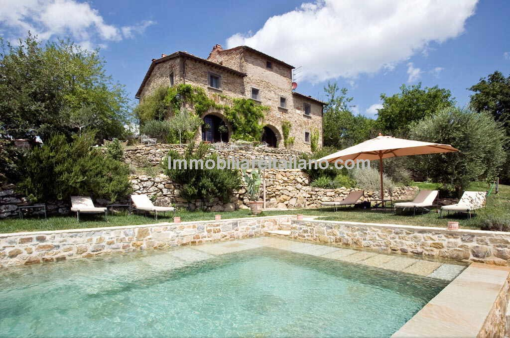 Home in Radda in Chianti Tuscany