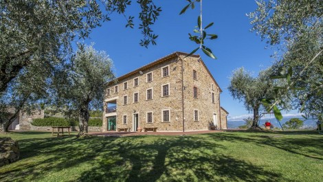 Tuscan trophy property