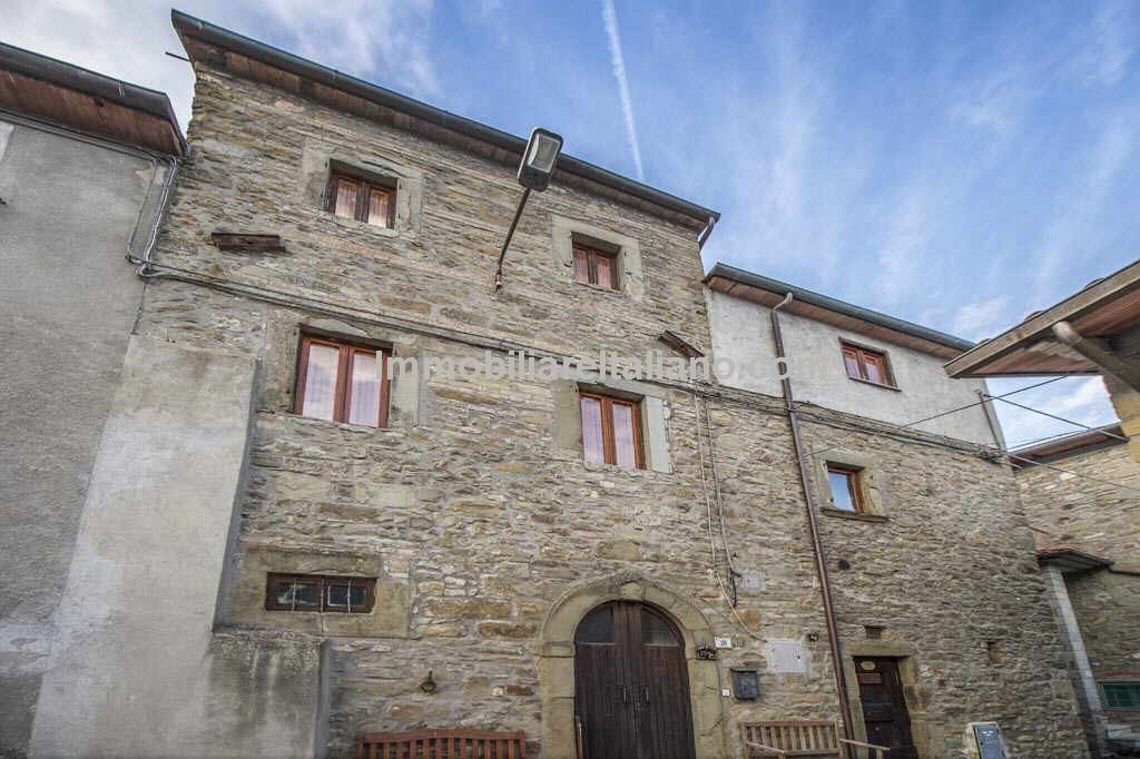 Caprese Michelangelo Tuscany House