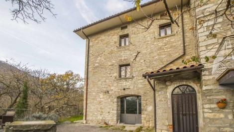 Italian country home