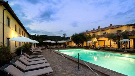 Luxury boutique hotel in Umbria