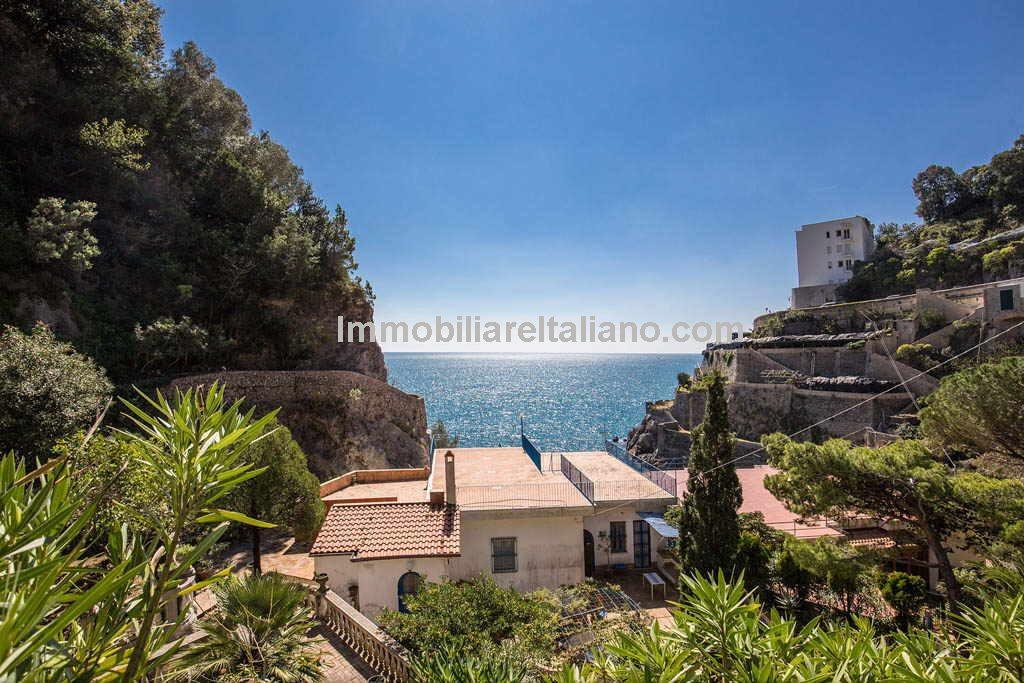 Amalfi Coast Villa Property Sea Views