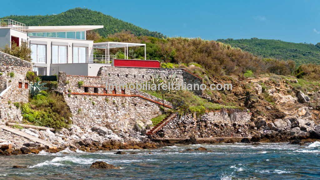 Tuscan Coast Villa