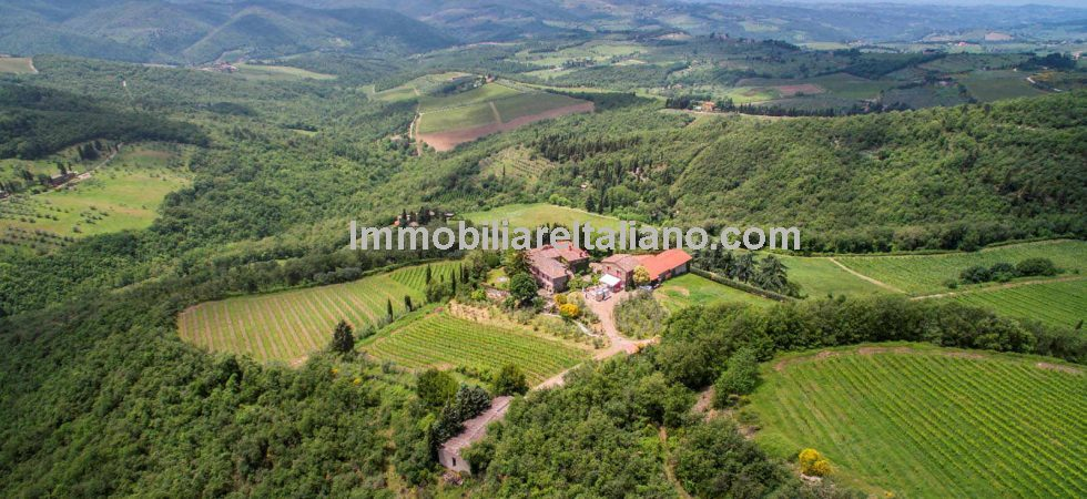 Chianti Classico property for sale