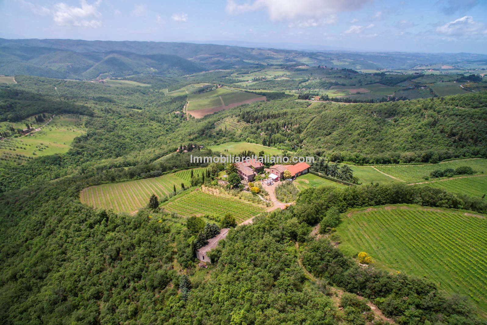 Chianti Classico property for sale