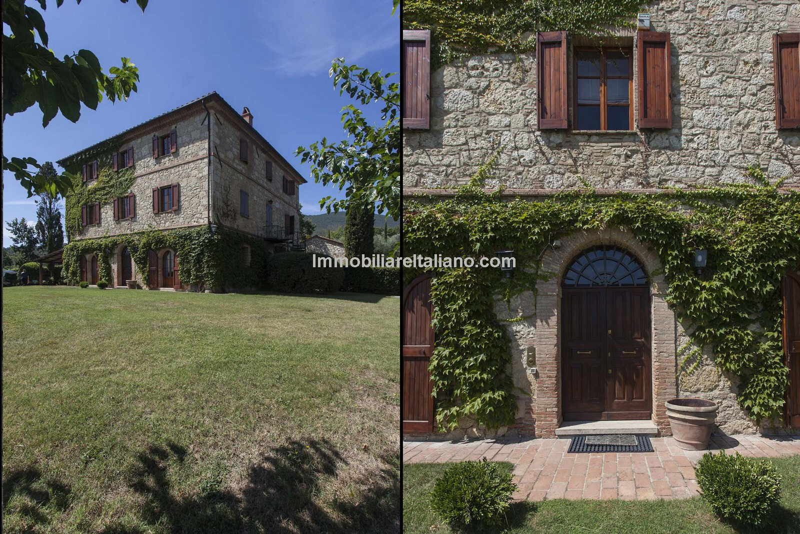 Tuscan Olive farm and Olive Oil Business for sale