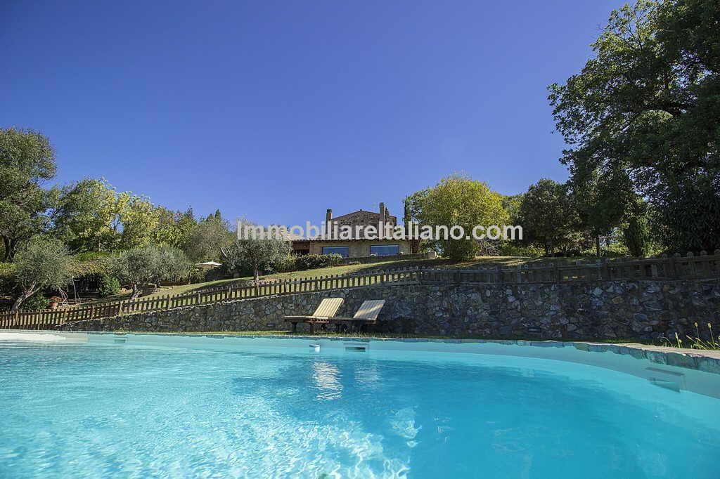 Saturnia Tuscany Property