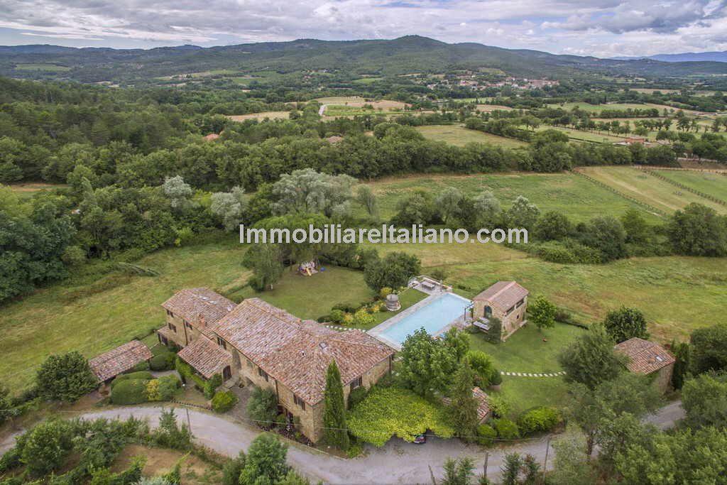 Bucine Tuscany Luxury Property