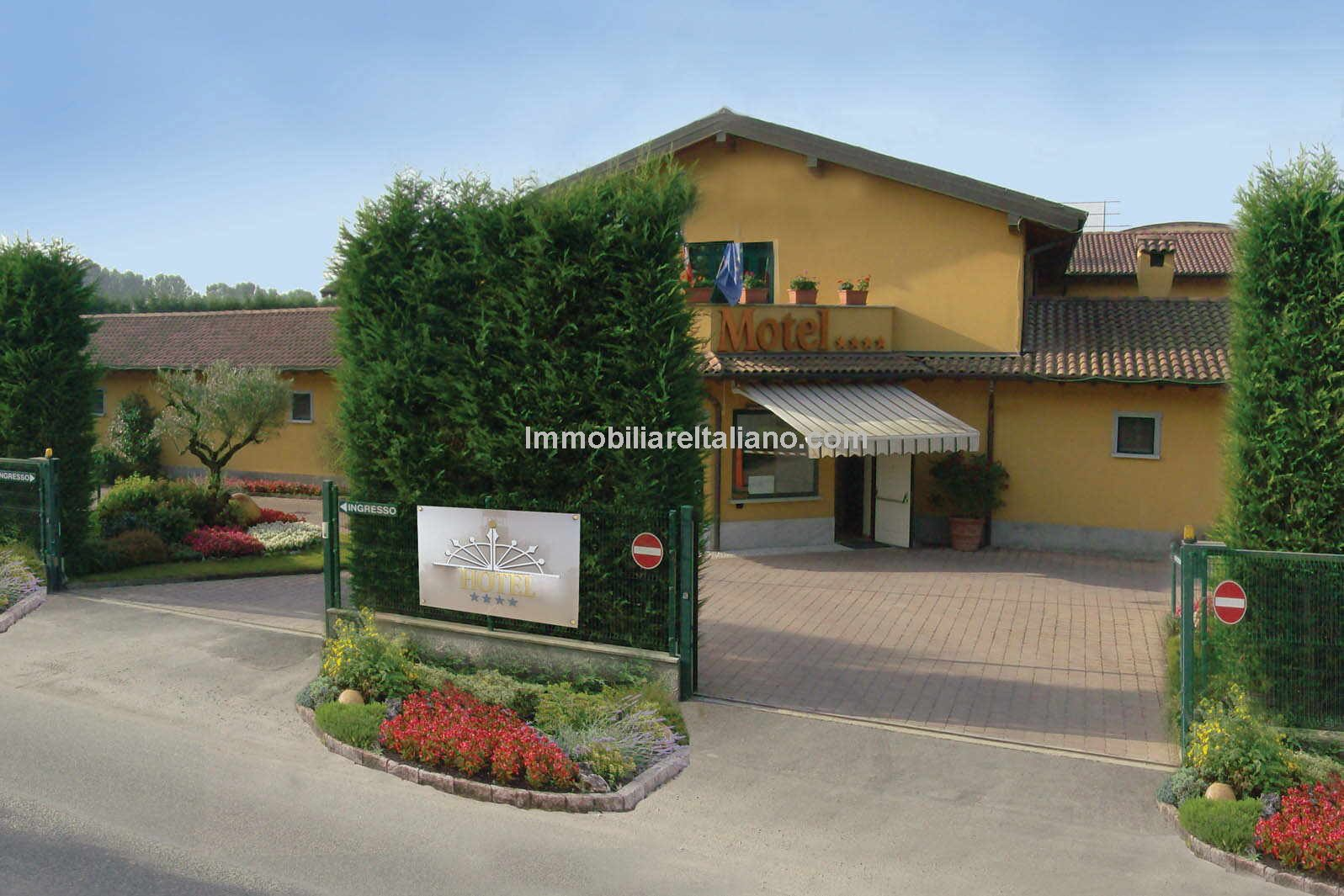Hotel For Sale Near Milan