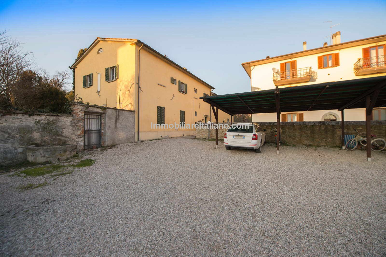 Simple Sansepolcro Apartment Property