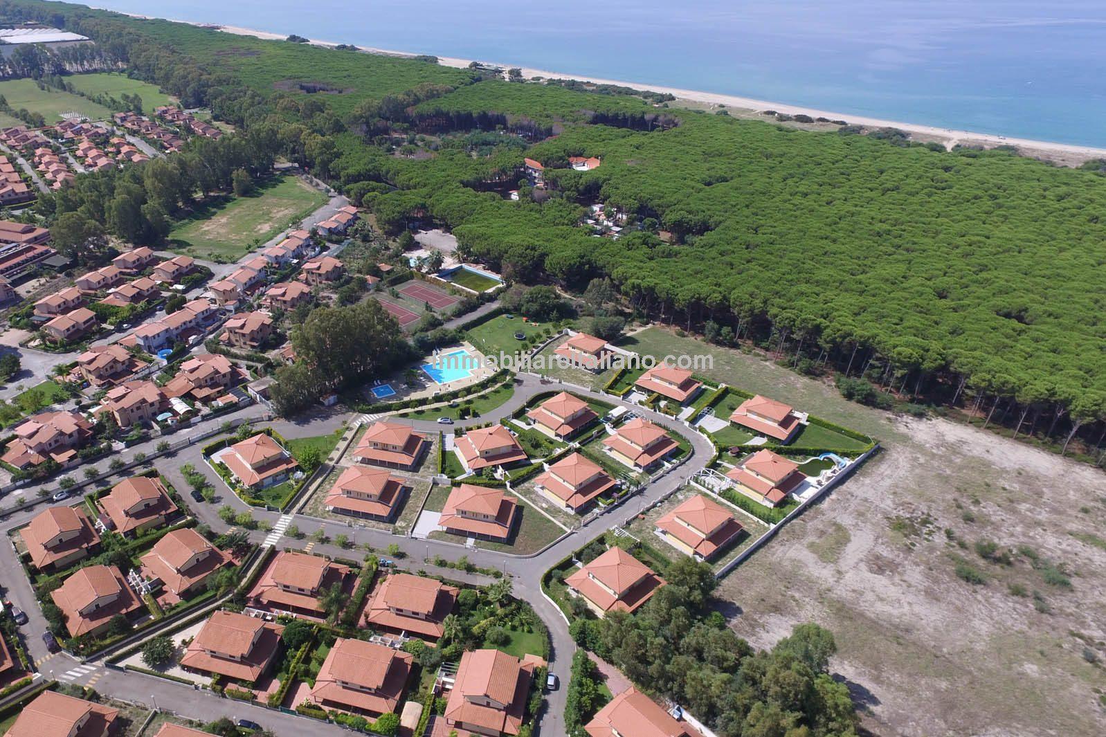 Villas for sale in Calabria