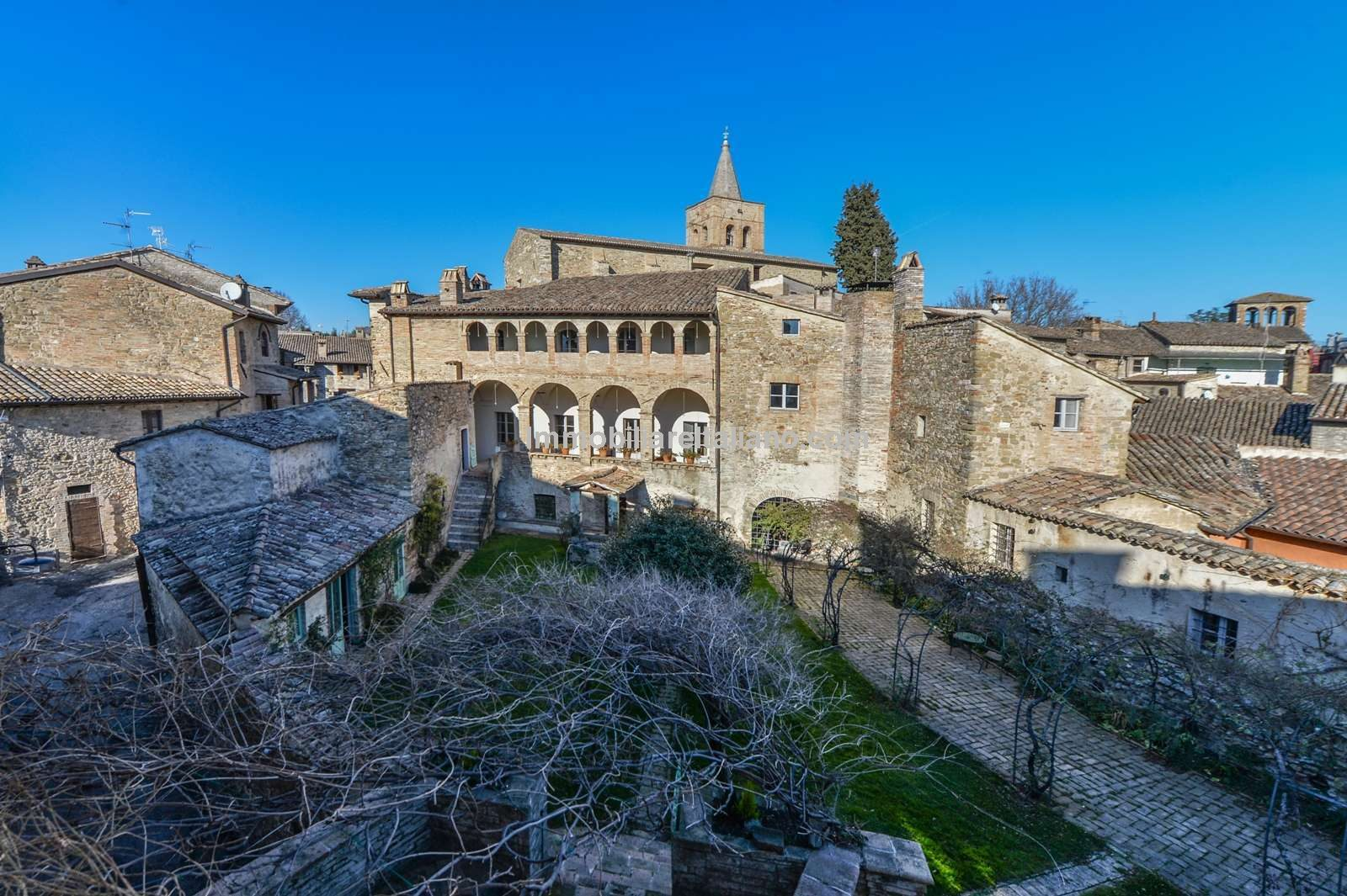 Italian mansion for sale