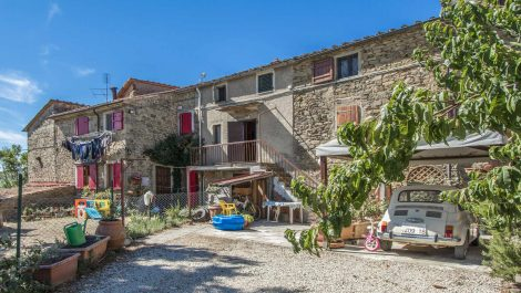 Cheap Tuscan Property Near Anghiari