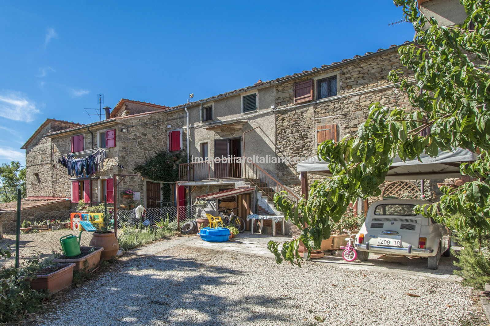 Cheap Tuscan Property Near Anghiari