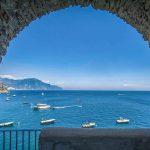 Luxury frontline villa for sale - Amalfi Coast