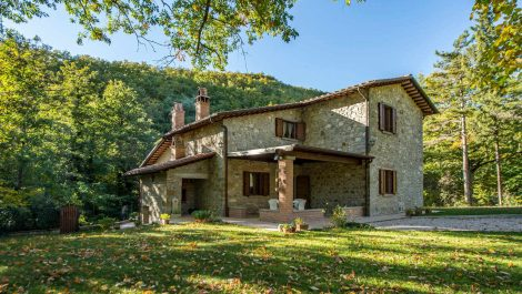 Restored Tuscan mill for sale