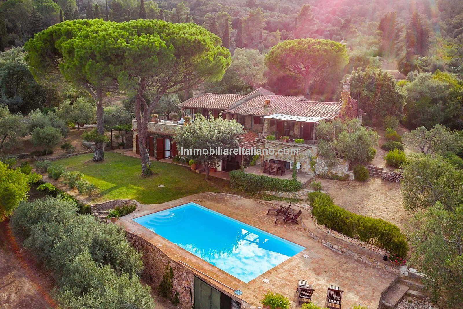 Italian coastal property for sale Tuscany Immobiliare Italiano
