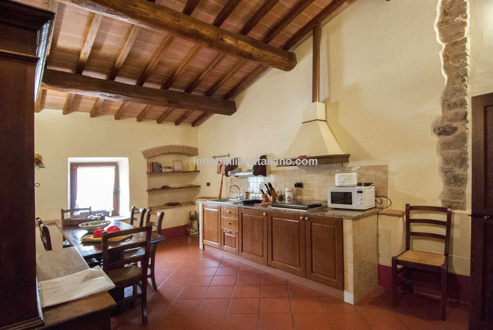 Tuscan Farmhouse Agriturismo For Sale Immobiliare Italiano