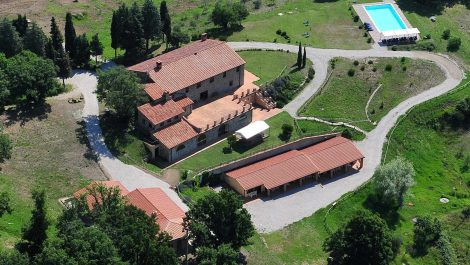 Agriturismo for sale Tuscany