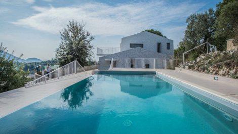 Modern Architect Designed Villa with pool Sperlonga