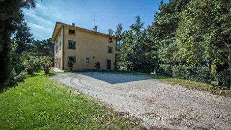 Tourist and farm business Tuscany Italy