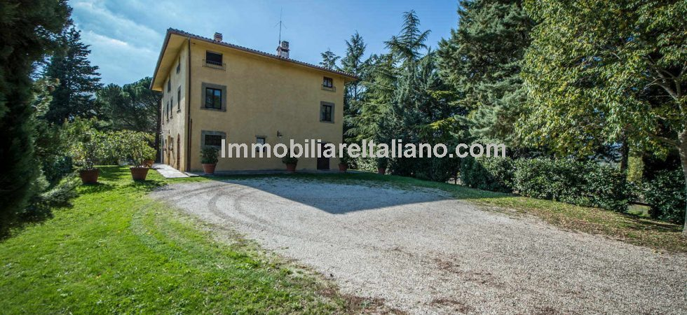 Priced to sell. Tourist and farm business in Tuscany Italy for sale. Agriturismo with 15 bedrooms overall, gardens, swimming pool and 90 hectares land