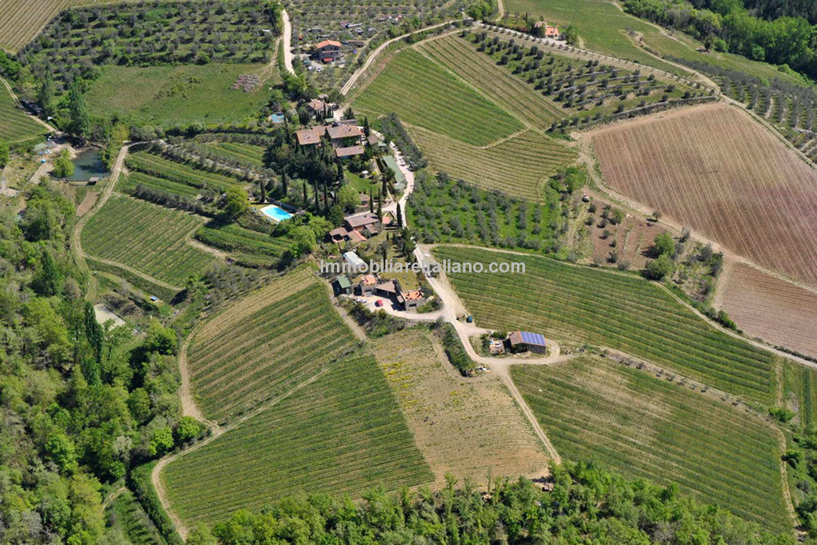 Chianti property for sale