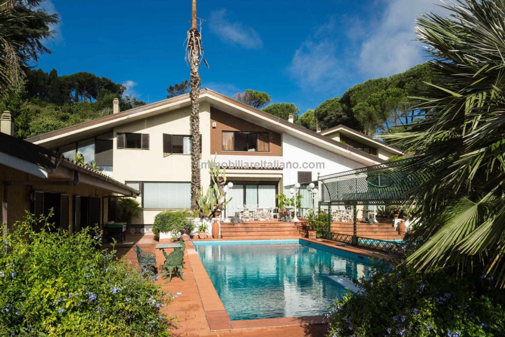 Rome villa property – Monte Mario