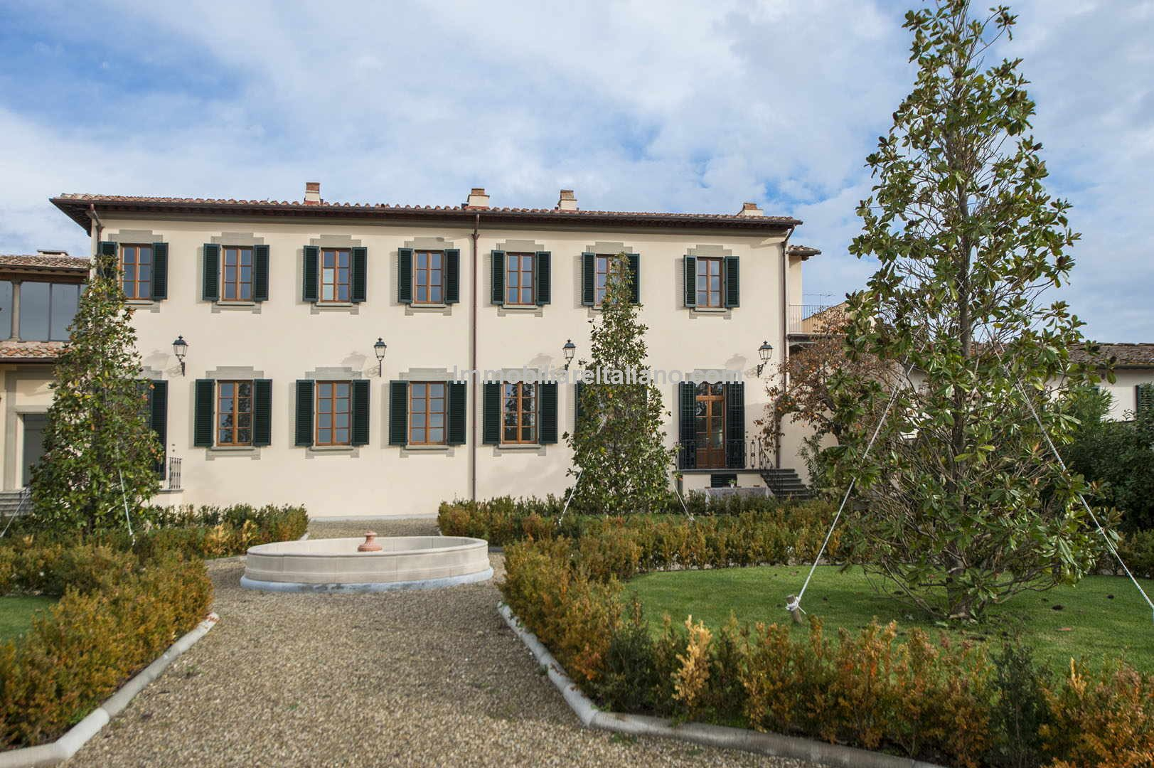 Florence Tuscany convent divided into 12 apartments