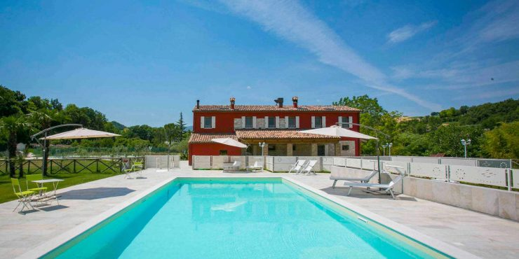 Agriturismo For Sale Italy – Fano Marche