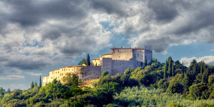 Norman Castle For Sale In Italy
