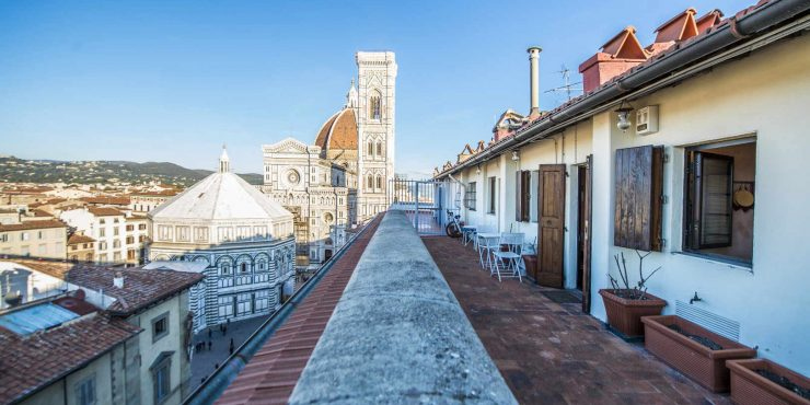 Florence City Centre Studio Apartment