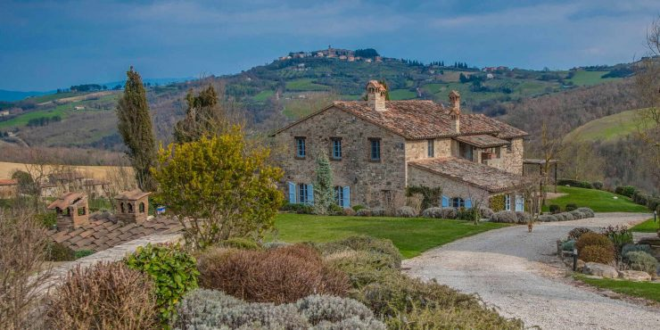 Italian Farmhouses