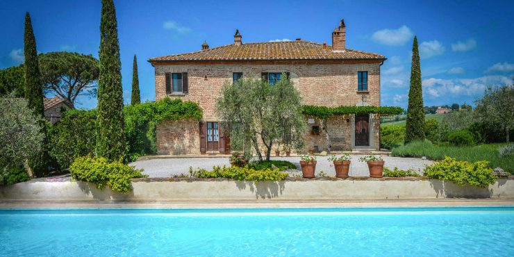 Tuscan country home – Montepulciano