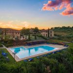 Tuscan Vineyard, Olive Oil and Holiday Complex