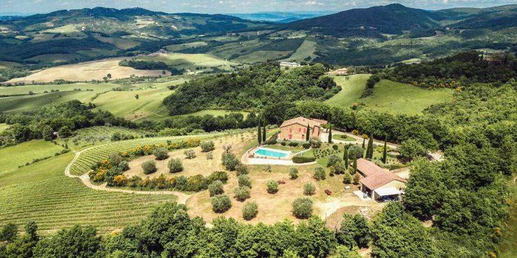 Tuscan Organic Wine Estate