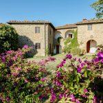 Tuscan farmhouse home
