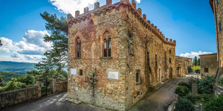 Historic Castle Property in Tuscany