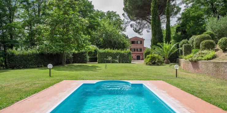 Tuscany villa property