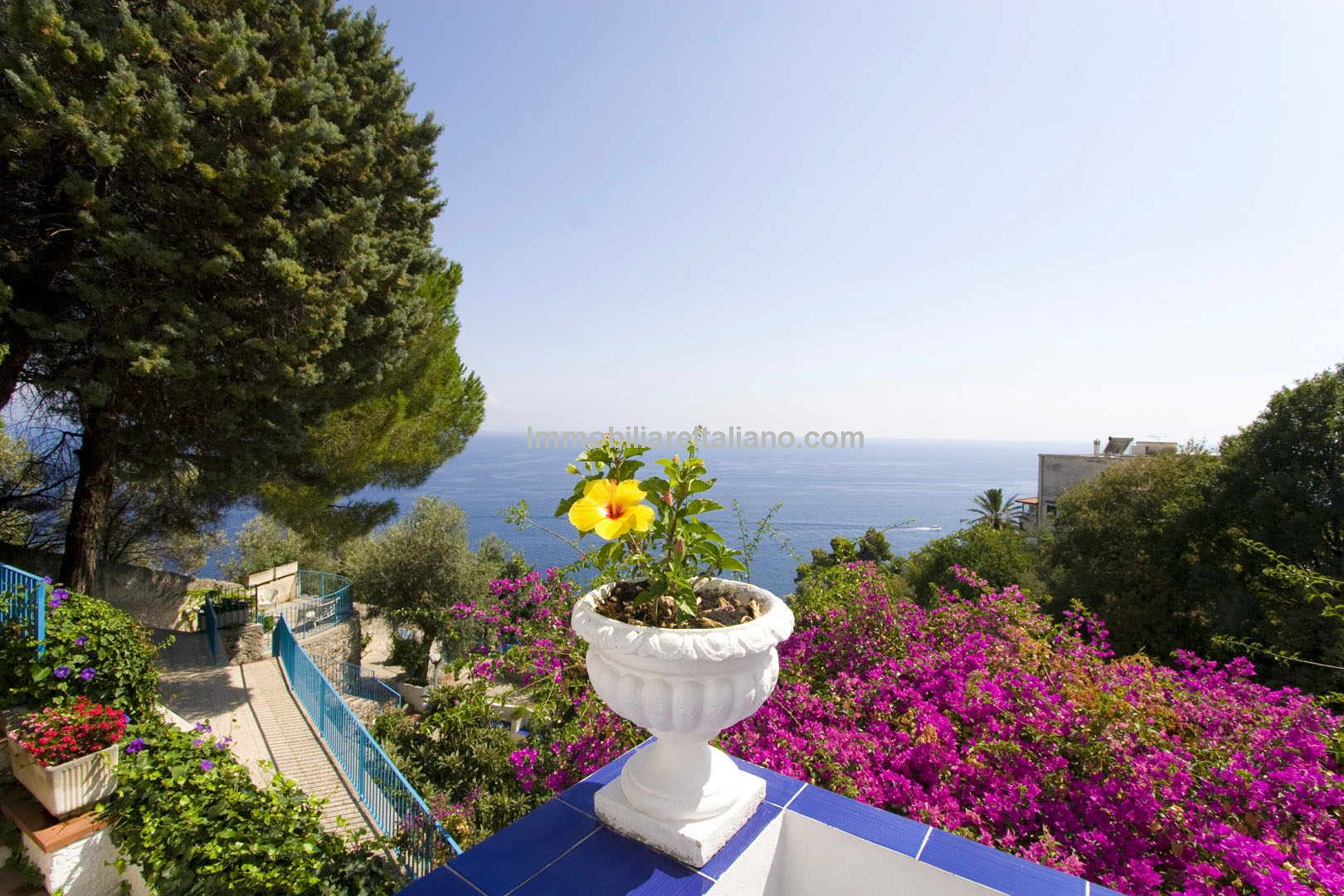Amalfi Sea View Luxury Villa